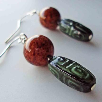 A a a afrog bag earring giveaway
